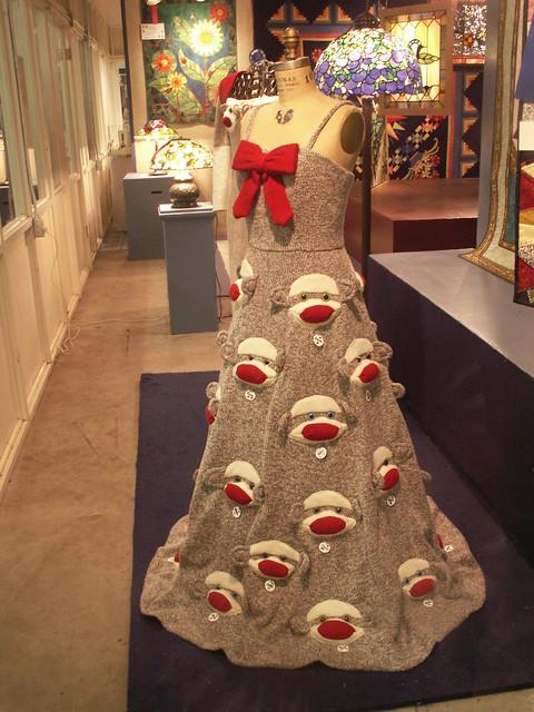 Sockmonkey Dress