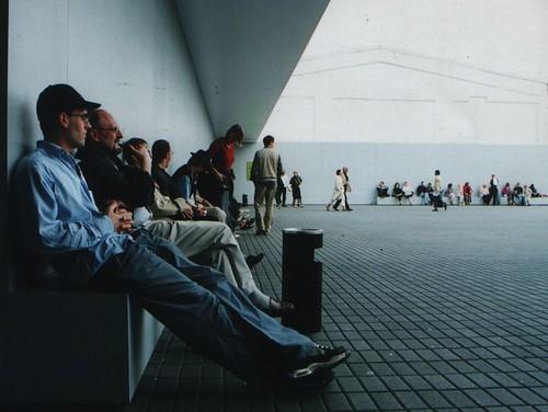 Dokumenta 11 im Jahre 2002