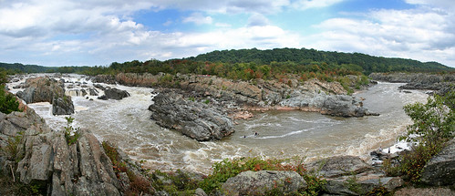 Great Falls Panorama (September 2006) | by ohadby