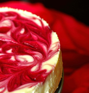 Raspberry - Swirl Cheesecake | by Vita Arina