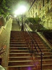 Stairs near Sacre Coeur | by Shadowgate