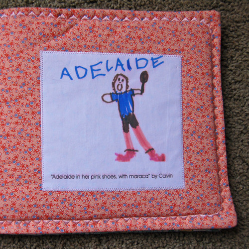 adelaide's book | by SouleMama