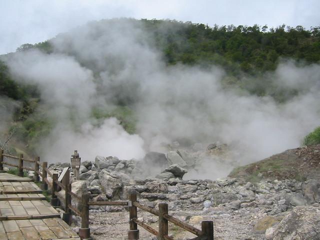 Unzen Hot Springs