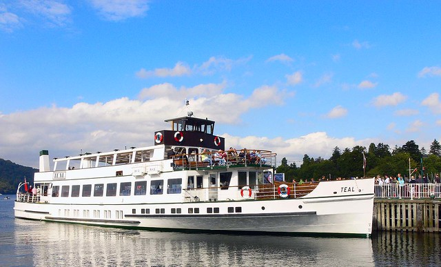 Windermere Tour Boat