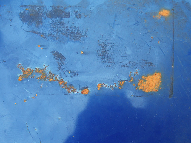 Yellow islands mean blue laws
