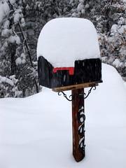Snow Mail   by glennharper