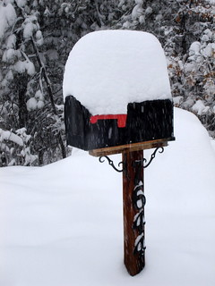 Snow Mail | by glennharper