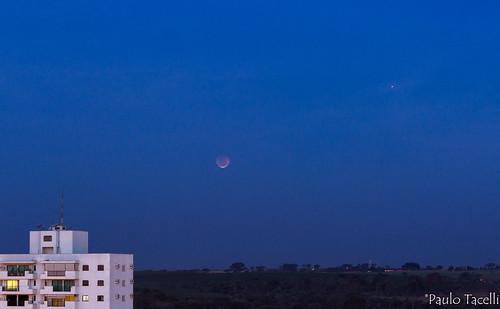 Eclipse Lunar 27-07-2018 | by batman_2001