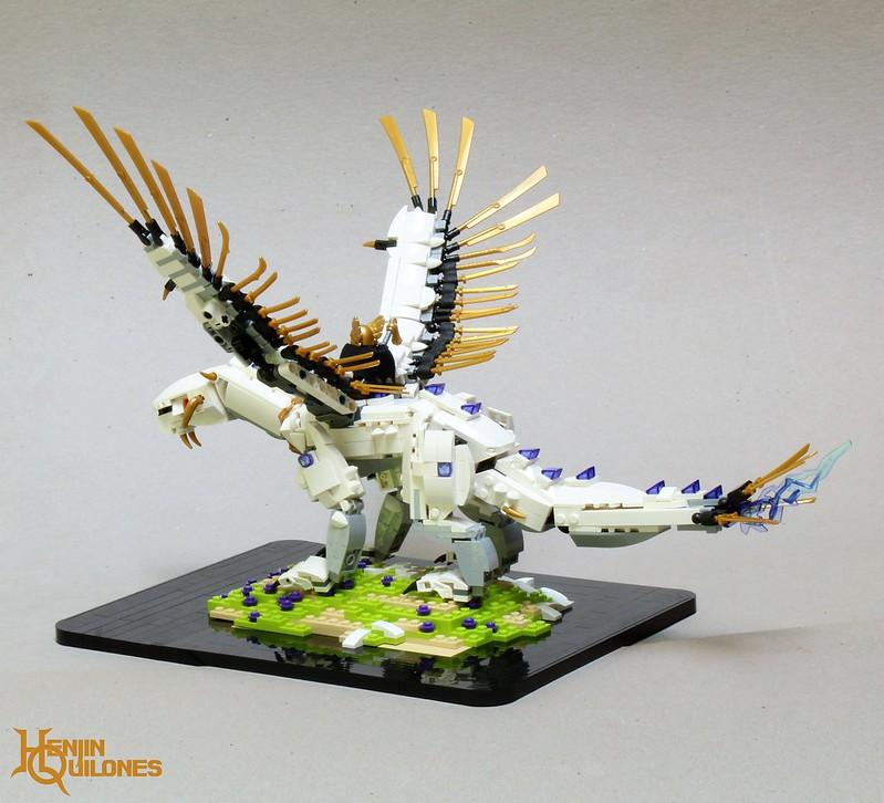 Hewa the Air Dragon