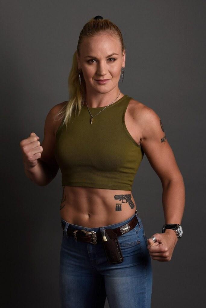 Valentina Shevchenko - UFC... | Arlindo Orlando | Flickr