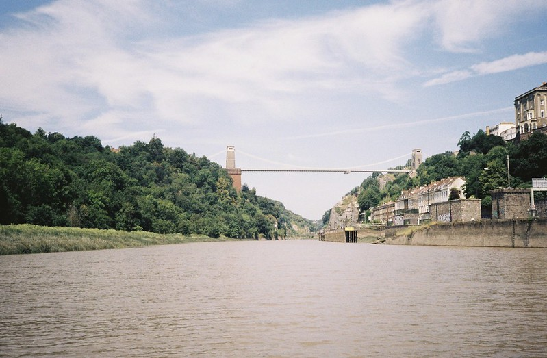 Clifton Suspension Bridge, again
