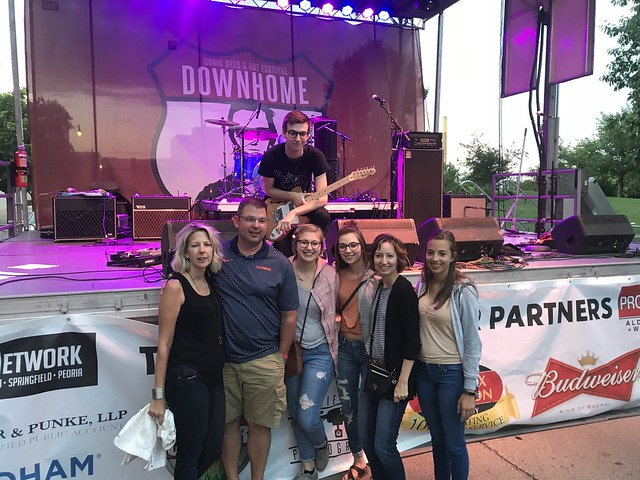 Looming Downhome Music Festival 2018
