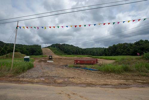 centralpennline marcellusshale naturalgas fracking aws construction pipeline export lng columbiacounty atlanticsunrise williams bloomsburg pennsylvania unitedstates us