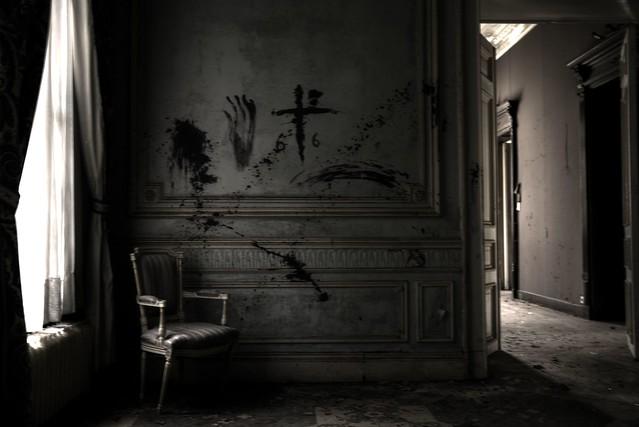 Abandonned castel