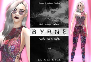 (BYRNE) PsycheOutfitAD-Hot | by ByrneDarkly-www.tartiste.wordpress.com