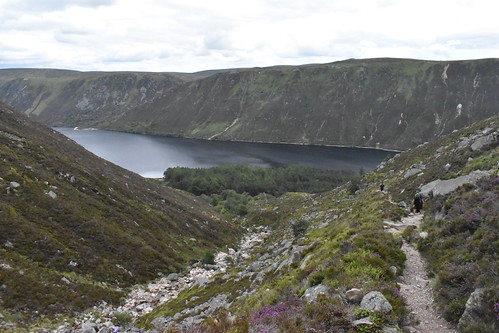 Descent to Loch Muick | by Joe Kincaid