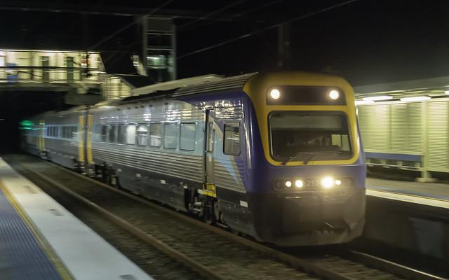 Transport NSW Trainlink Xplorer 2524 as WP46 Outback Xplorer aka Outback Express from Broken Hill