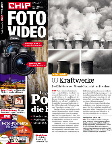 """Chip Foto-Video"" January 2015 