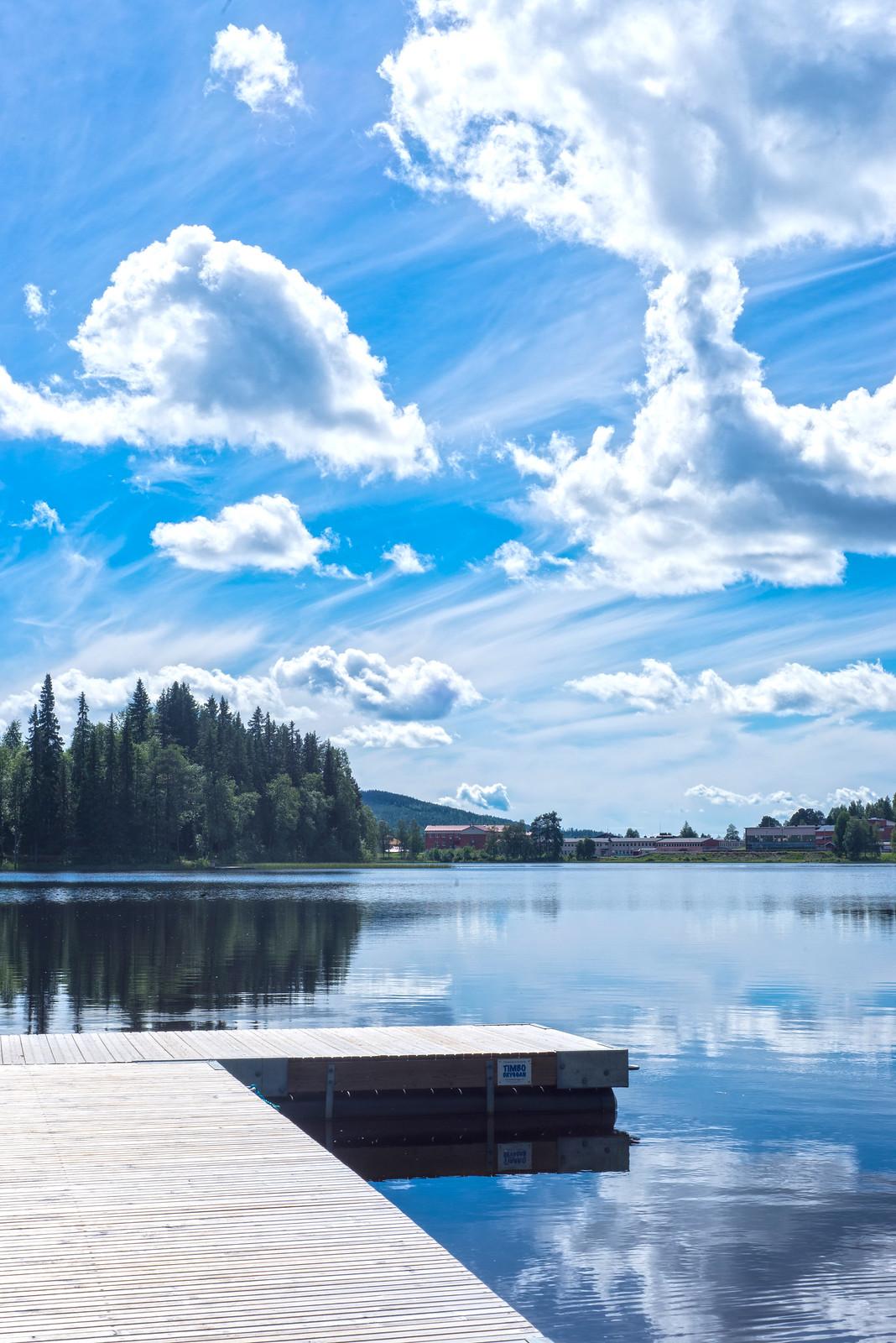 Nordic lake