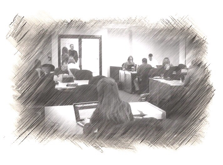 Modified Photo of WRDSB teachers at PD session