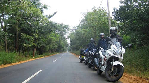 En route Srisailam | by wanderingjatin