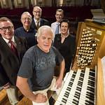 Grand organ restoration