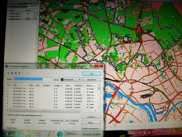 16-06-2012     Falcon - Walk     32 Km (147)