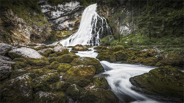 _DSC6548 Golling Wasserfall - Salzburger Land / Austria