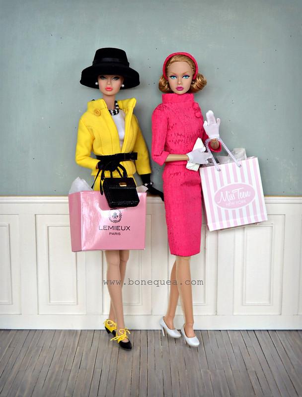 Très Chic Boutique & She's Arrived Poppy Parker