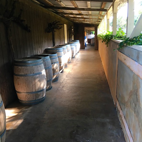 Wine Barrels | by Chris Mower