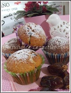 hurmalı muffin 2 | by GonulunceLezzetler