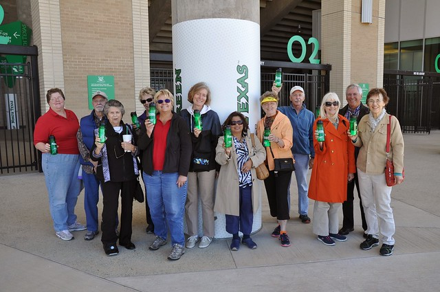 2014 November UNT Sustainsability Tour