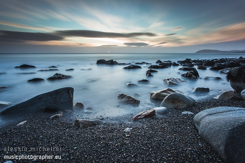 ireland sea dublin seascape beach nature sunrise landscape dalkey whiterockbeach