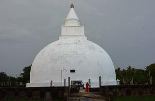 Sri Lanka. Tissamaharama. Yatala Wehera.