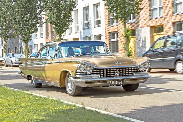 Buick Electra 4-door Sedan 1959 (4755)