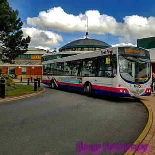 First West Yorkshire Volvo B7TL Alexander ALX400 30883 W738