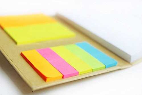 Post-Its / Sticky Notes | by wuestenigel
