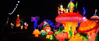 Festival of Light Panorama | by paul cripps