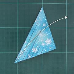 วิธีทำดาวกระดาษรุปเกล็ดหิมะ สำหรับแต่งบ้าน ช่วงเทศกาลต่างๆ (Paper Snowflake DIY) 004