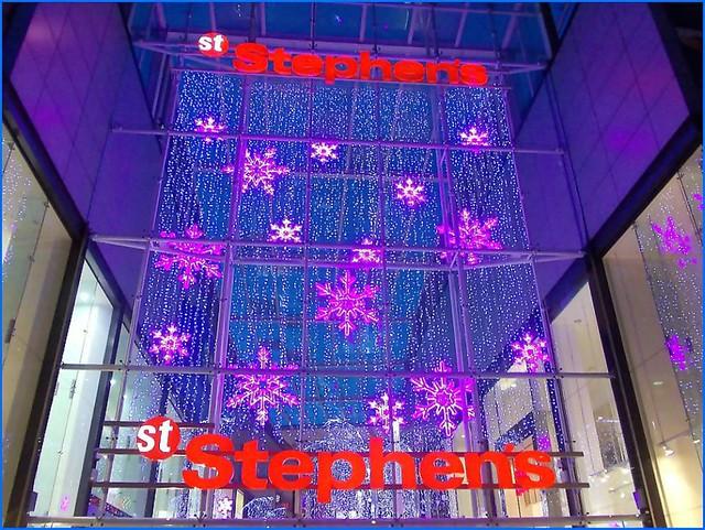 St Stephens Shopping Centre ..