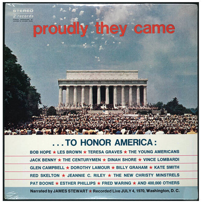 Proudly They Came (1): 1970