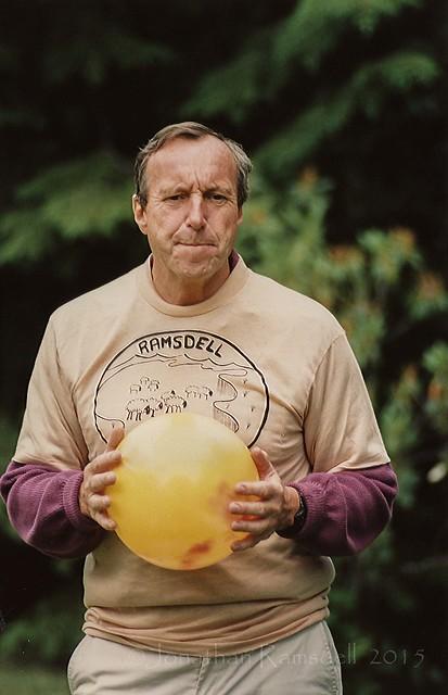 Uncle Bruce - Dodgeball Pitcher Determination
