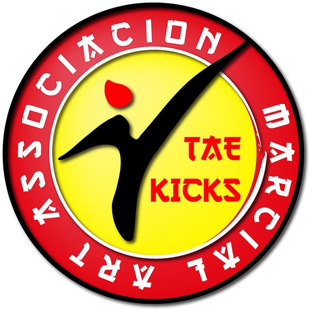 TAE-KICKS (logo alternative)