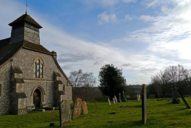 Enborne Church