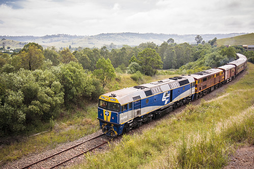 photography scenery tracks railway trains views picton 4403 6029 44class mb4 hlclass hl203 ad60class railpage:loco=hl203 railpage:class=76 rpauhlclass rpauhlclasshl203 railpage:livery=20 nathanmurphy5