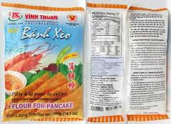 Bot Banh Xeo (Vietnamese pannenkoek mix)