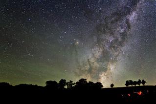 Lostock Milky way, NSW