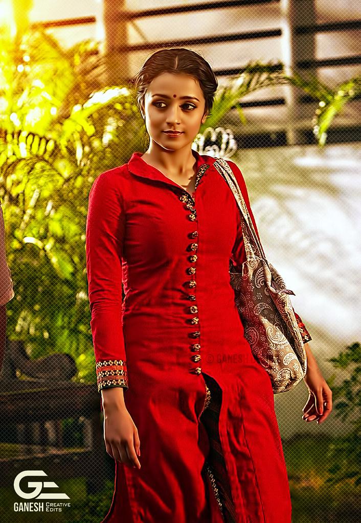 Image result for yennai arindhaal trisha