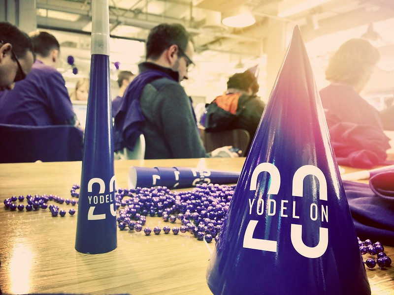 Happy 20th Birthday Yahoo!