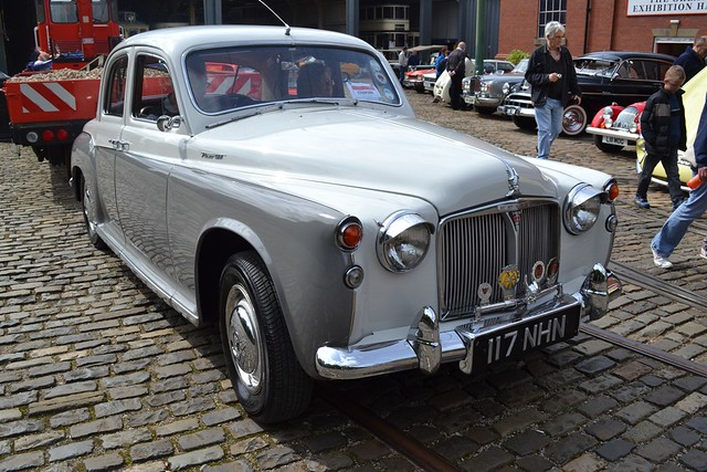 1960 Rover P4 100 Saloon – 177 NHN